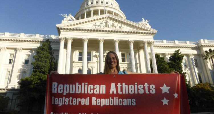 Republican Atheists California State Capitol Sacramento CA