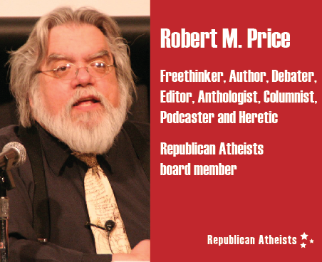 Robert Bob Price Republican Atheists