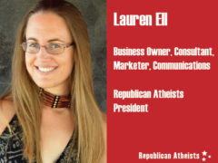 Lauren Ell Republican Atheists