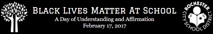 Black Lives Matter school day Rochester New York