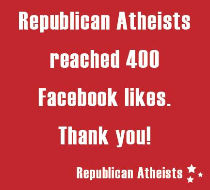 Republican Atheists Facebook social media