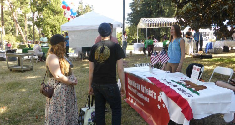 Republican Atheists California Freethought Day Sacramento CA