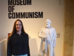 Republican Atheists Lauren Ell Museum of Communism